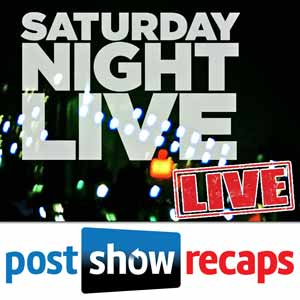 Subscribe to our SNL Recap Podcast