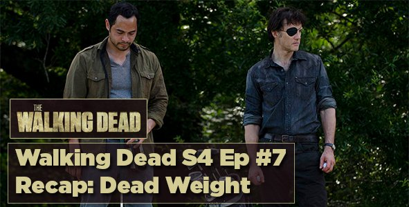 Walking Dead Season 4 Episode 7