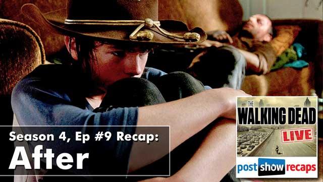 The Walking Dead Season 4, Episode 9 After Recap