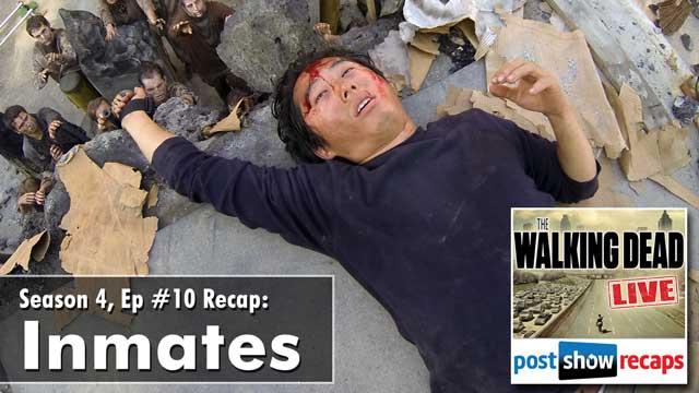 The Walking Dead Season 4, Episode 9 Recap: Inmates