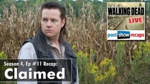 The Walking Dead Season 4, Episode 11 Recap: Claimed