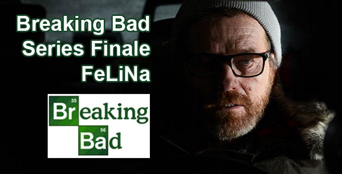 Breaking Bad Series Finale: Felina