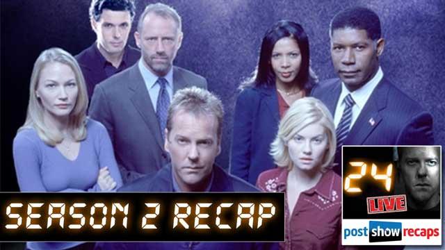 24 Season 2 Recap: A Look Back