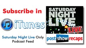 Subscribe to the SNL Only Podcast Feed