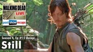 Walking Dead Season 4 Episode 12 Recap: Still