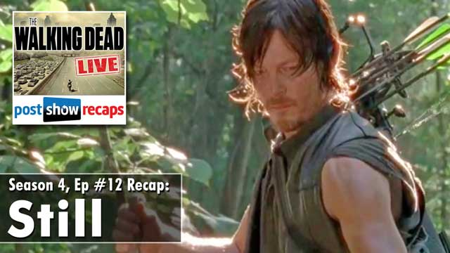 Walking Dead Season 4 Episode 12 Recap: Still