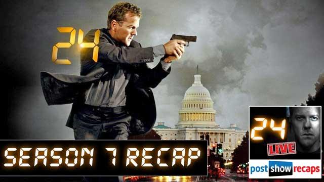 24 Season 7 Recap: A Look Back at Day 7