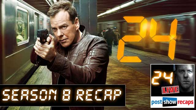 24 Season 8 Recap: A Look Back at Day 8 for Jack Bauer