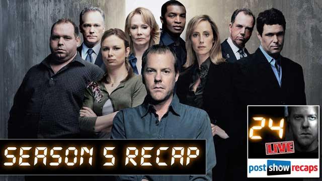 24 Season 5 Recap: A Look Back