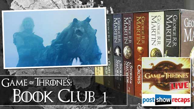 Game of Thrones Book Club: Spoiler Discussion of Season 4, Episode 4 - Oathkeeper