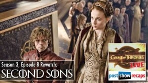 Game of Thrones Season 3, Episode 8 Recap: Second Sons