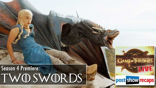 Game of Thrones Season 4 Premiere Recap: Two Swords