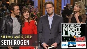 SNL Recap: The Best and Worst of Seth Rogen Hosting