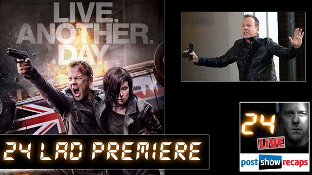 24 Recap: Review of the Premiere of 24 LIVE ANOTHER DAY