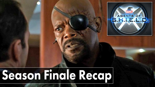 Agents of S.H.I.E.L.D. Season 1 Finale Recap: Beginning of the End