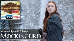 Game of Thrones Recap: Review of Season 4, Episode 7: Mockingbird