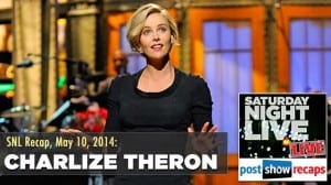 SNL Recap: The Best and Worst of Charlize Theron Hosting