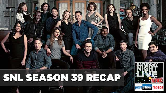 The Saturday Night Live Season 39 in Review Special ...