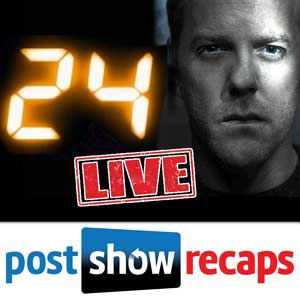 Subscribe to the 24 podcast feed in iTunes