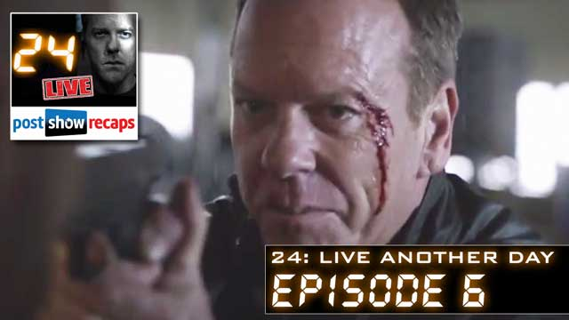 24 Live Another Day Review: Episode 6 Recap