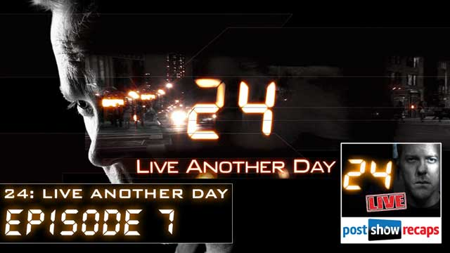 24 Live Another Day Review: Episode 7 Recap