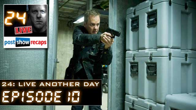 24: Live Another Day Recap | 8:00 pm - 9:00 pm Review