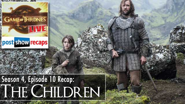 Game of Thrones Season Finale Recap: The Children Review