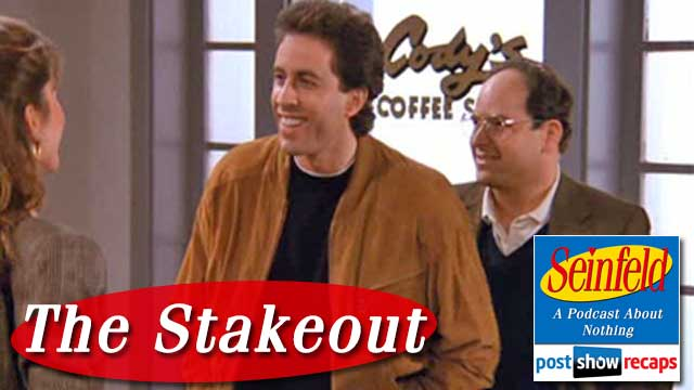 Seinfeld Season 1, Episode 2 Recap: The Stakeout