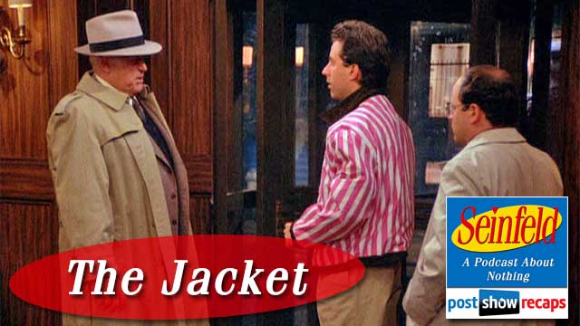 Seinfeld Recap Of The Jacket Seinfeld Episode 8