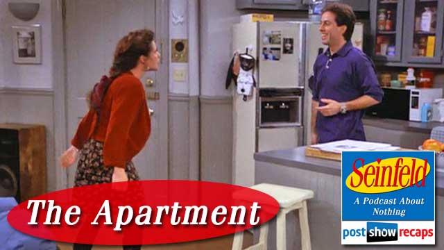 Seinfeld: The Apartment - The Post Show Recap of Season 2, Episode 5