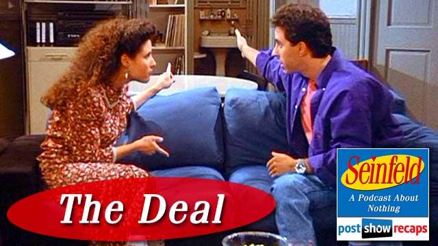 Seinfeld: The Deal   A Post Show Recap