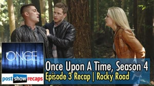 Once Upon A Time, Season 4 Episode 3 Recap: Rocky Road