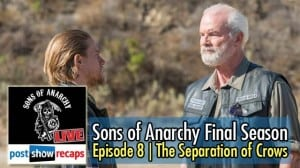 Sons of Anarchy Season 7, Episode 8: The Separation of Crows Recap
