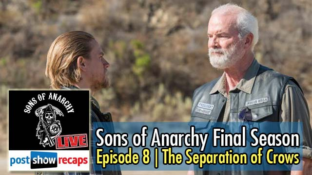 Sons Of Anarchy Season 8