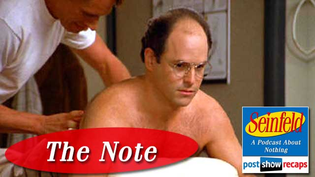 Seinfeld: The Note | Episode 18 Recap