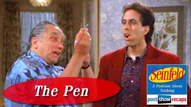 Seinfeld: The Pen   Episode 20 Recap