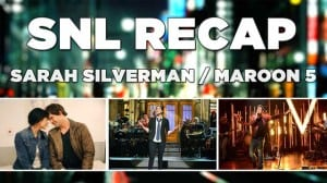 Saturday Night Live 2014: Review of Sarah Silverman hosting SNL on our October 4 Recap