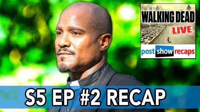 The Walking Dead 2014 Recap: Review of Season 5, Episode 2 - Strangers