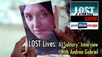 LOST Lives: A 'Solitary' Interview With Andrea Gabriel