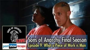 Sons of Anarchy Season 7, Episode 9: What a Piece of Work is Man Recap