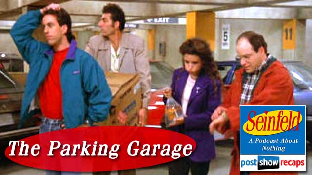 Seinfeld: The Parking Garage | Episode 23 Recap