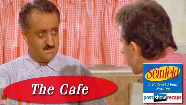 Seinfeld: The Cafe | Episode 24 Recap