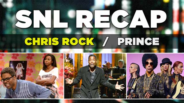 SNL 2014: Review of Chris Rock Hosting Saturday Night Live with Musical Guest Prince from Saturday, November 1, 2014