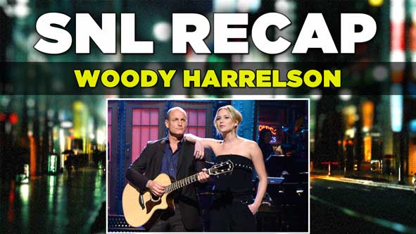 SNL 2014: Recap of Woody Harrelson hosting Saturday Night Live on November 16, 2014