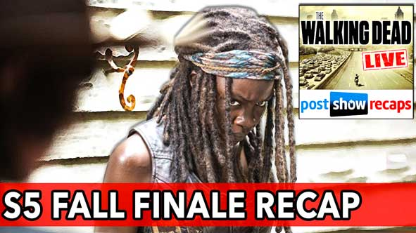 Walking Dead 2014: Recap of Season 5's Episode 8 Mid-Season Fall Finale LIVE on November 30, 2014