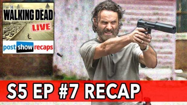 Walking Dead Season 5, Episode 7 Recap: Crossed