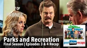 Parks & Recreation | Season 7, Episodes 3 & 4 Recap