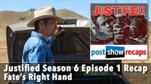 Justified: Fate's Right Hand | Season 6 Episode 1 Recap