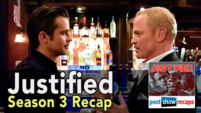 Justified: Season 3 Review - IGN