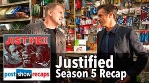 Justified | Season 5 In Review
